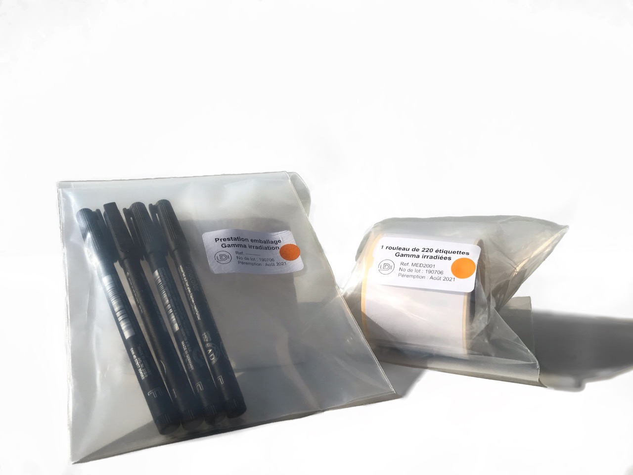 image pack stylo+etiquettes